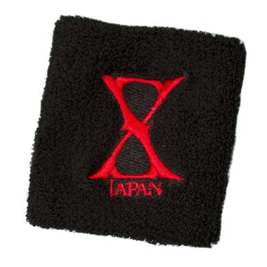 X Japan Terry Wristband