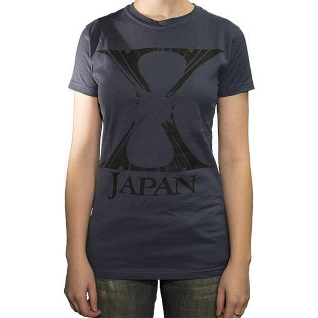 X Japan Crashed Ladies T-Shirt