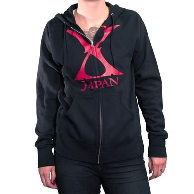 X Japan X Logo Hoodie
