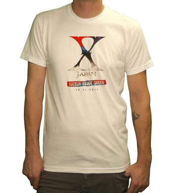 X Japan Madison Square Garden 2014 Men's T-Shirt