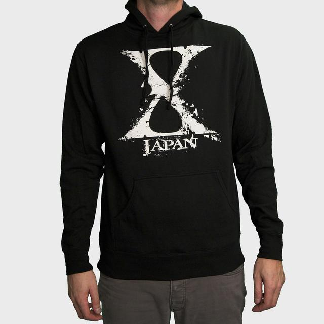 X Japan Photo Copy Pullover Hoodie