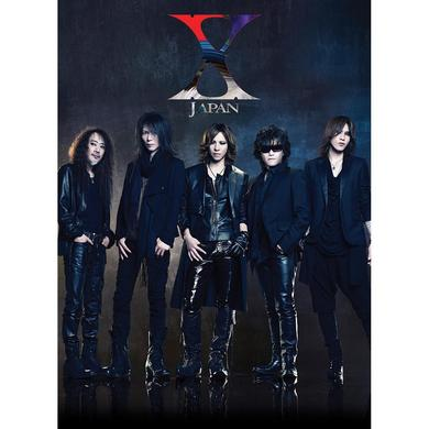 X Japan 2014 Madison Square Garden Tour Program