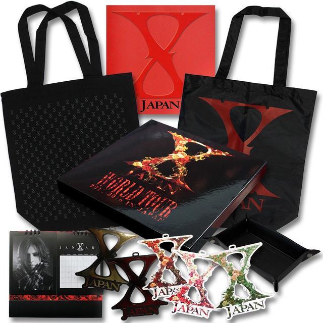 X Japan Program Box Set