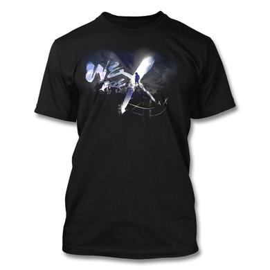 X Japan We Are X Blue Photo T-shirt