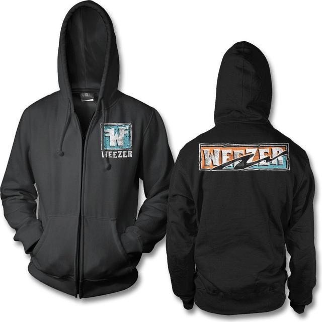 Weezer Offshore Zip Hoodie