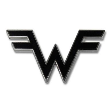 Weezer Flying W Lapel Pin