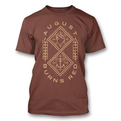 August Burns Red Quiet Heart T-Shirt