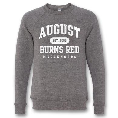 August Burns Red Messengers Varsity Crewneck Sweatshirt