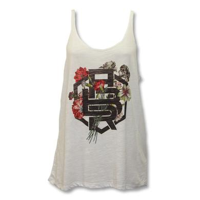 August Burns Red Women's Floral Tank Top