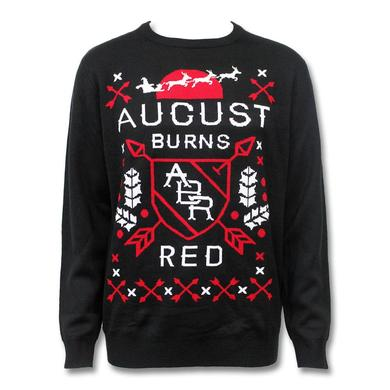 August Burns Red Arrows Knitted Holiday Sweater