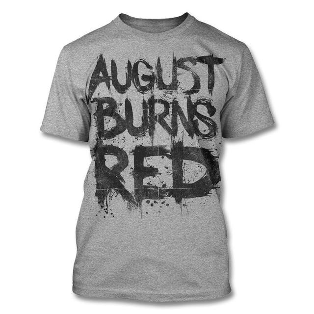 August Burns Red Big Text T-shirt