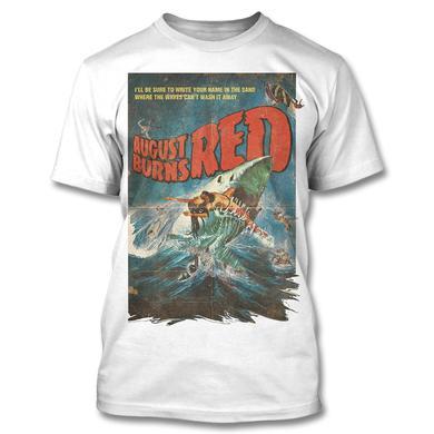 August Burns Red Shark Attack T-shirt
