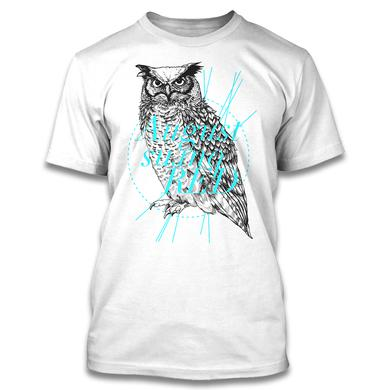 August Burns Red Owl Slim T-shirt