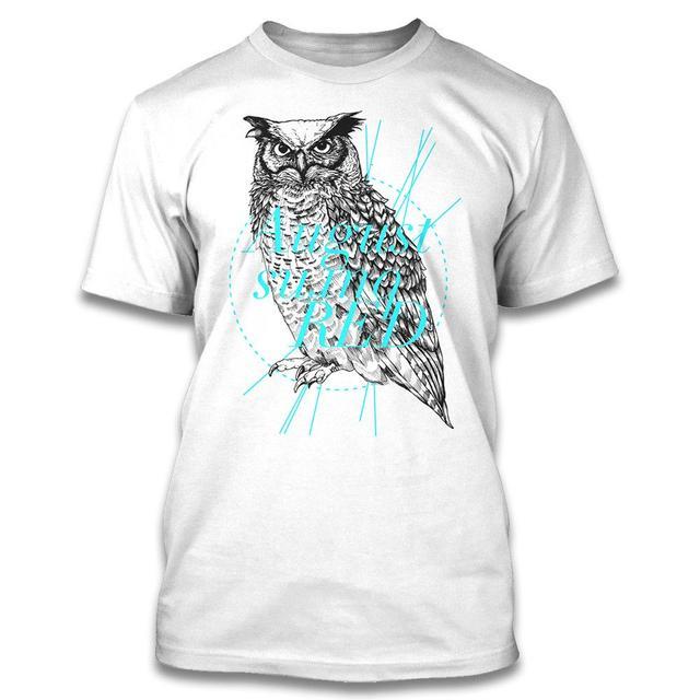August Burns Red Owl Slim T-shirt