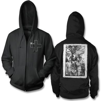 August Burns Red Firemen Patch Zip-Up Hoodie