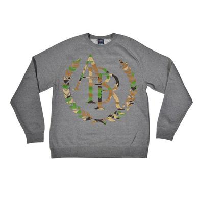 August Burns Red Laurel Camo Crewneck Sweatshirt