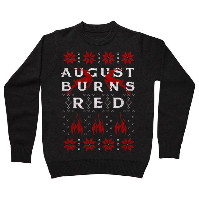 August Burns Red Reindeer Christmas Sweater