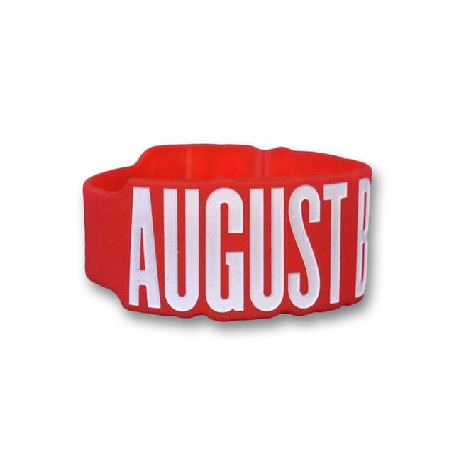 August Burns Red Over The Edge Wristband