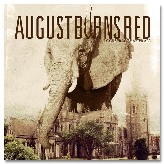 August Burns Red Looks Fragile After All CD EP (Vinyl)