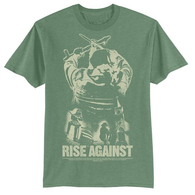 Rise Against Wounded Men's T-Shirt