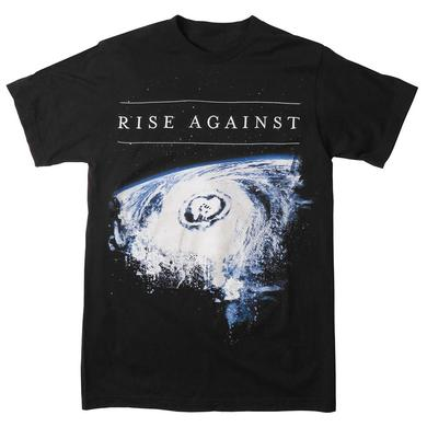 Rise Against Orbit Black Tour T-shirt