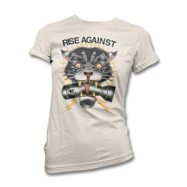 Rise Against Panther T-Shirt - Women's