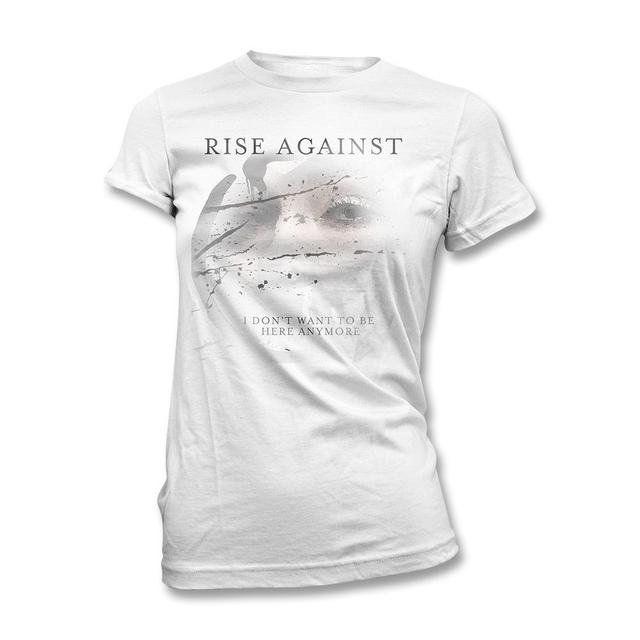 Rise Against Anymore T-Shirt - Women's