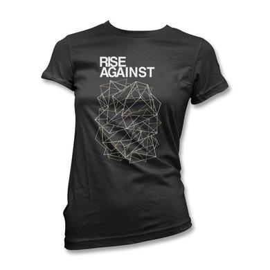 Rise Against Cubes T-Shirt - Women's