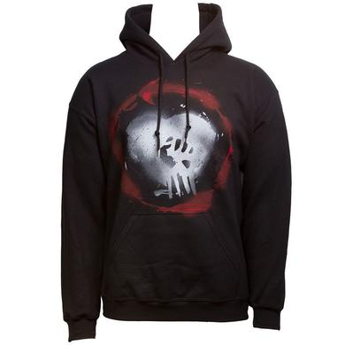 Rise Against Caution Pullover Hoodie