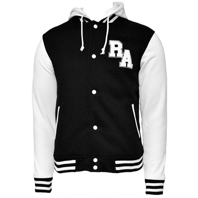 Rise Against Letterman Jacket