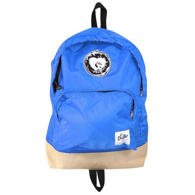 Rise Against Patchfist Drifter Backpack - Blue
