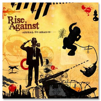 Rise Against Appeal to Reason CD
