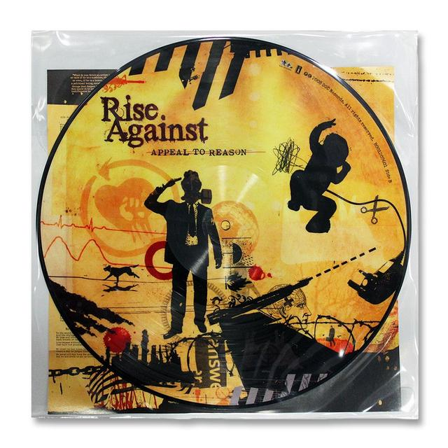 Rise Against Appeal to Reason - Limited Picture Vinyl