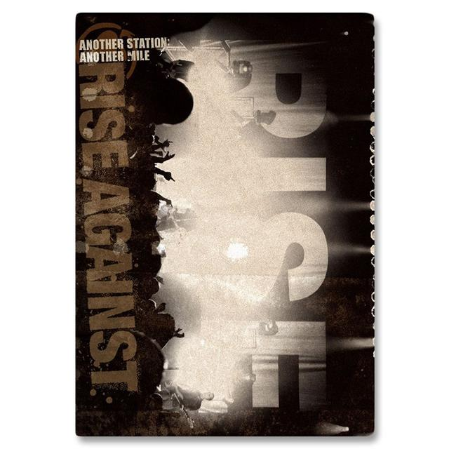 Rise Against Another Station: Another Mile DVD