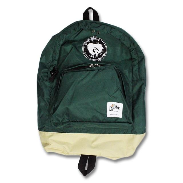 Rise Against Patchfist Drifter Backpack - Green