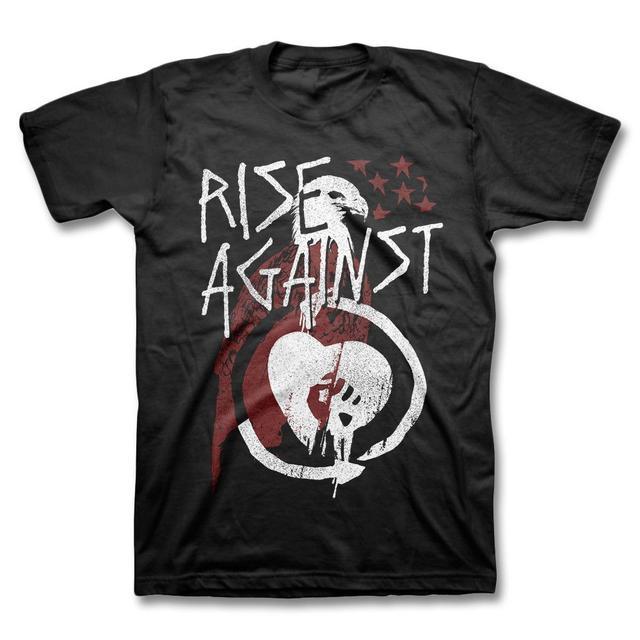 Rise Against Eagle T-shirt