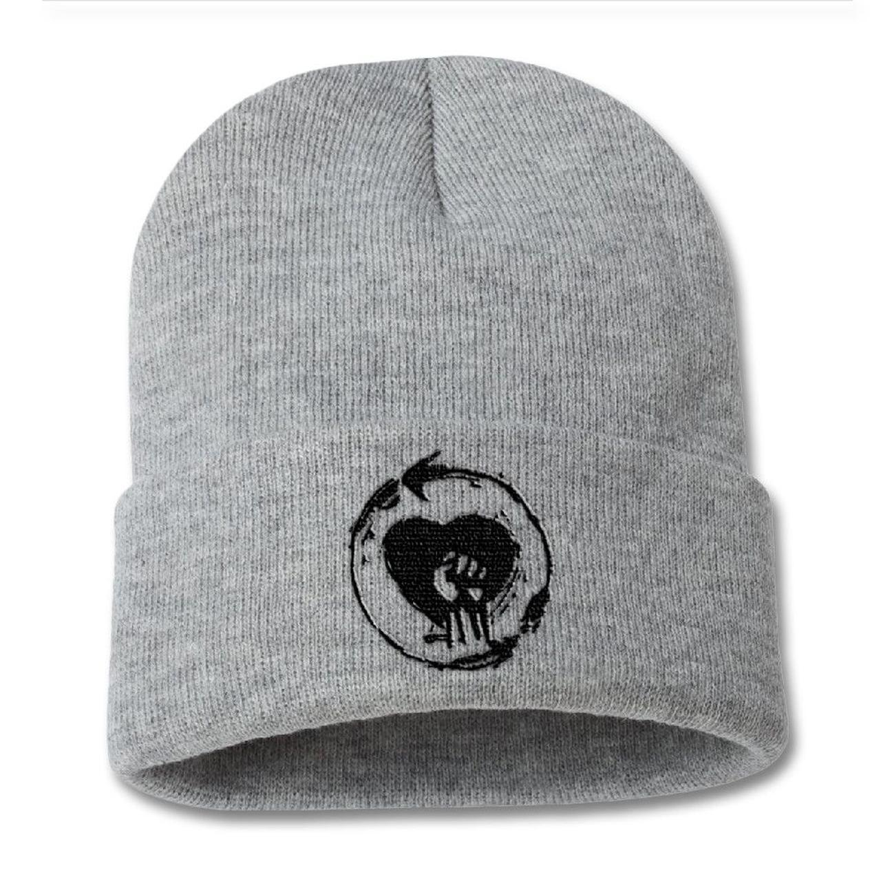 Rise Against. Embroidered Heartfist Beanie 7f91e083187