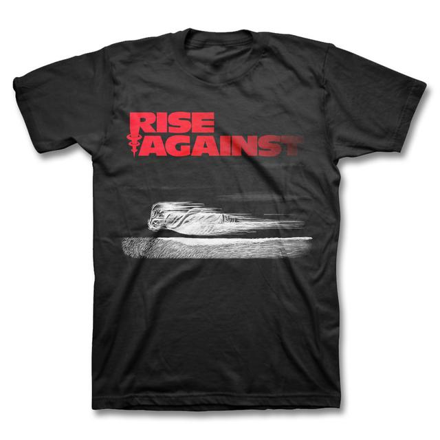 Rise Against Ray Gun T-shirt