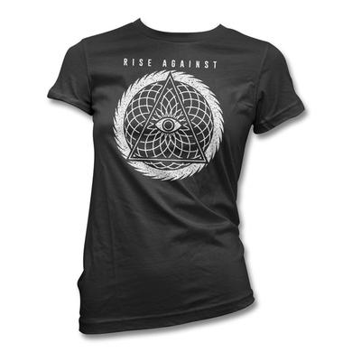 Rise Against Razor Eye T-shirt - Women's