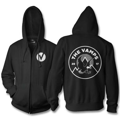 The Vamps Soaring Zip Hoodie