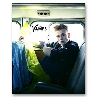 The Vamps Tristan Photo Card
