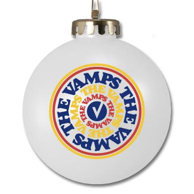 The Vamps Retro Holiday Ornament