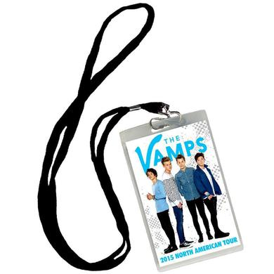 The Vamps 2015 North American Tour Laminate