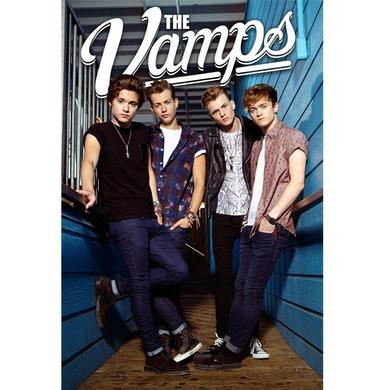 The Vamps Group Photo Poster