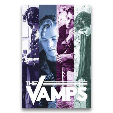 The Vamps Sections Poster