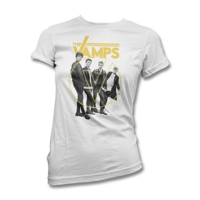 The Vamps Grouped Photo T-shirt - Women's