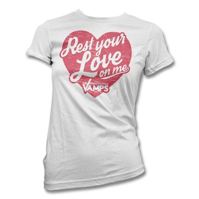 The Vamps Rest Your Love T-shirt - Women's
