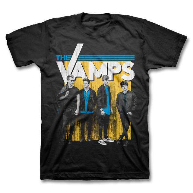 The Vamps Metal Wall T-shirt