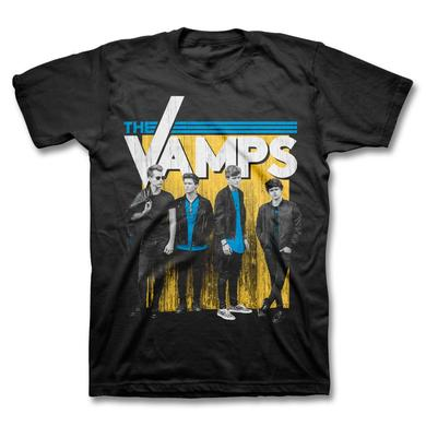 The Vamps Metal Wall T-shirt