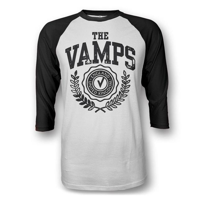 The Vamps Athletic Raglan Shirt